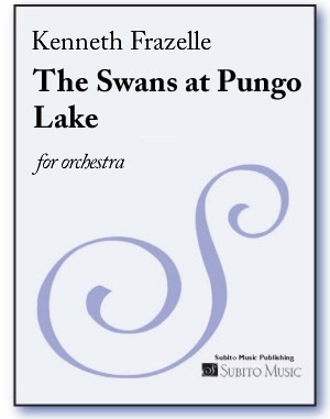 Swans at Pungo Lake, The for orchestra