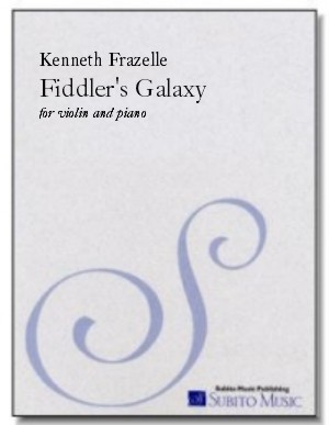 Fiddler's Galaxy for violin & piano
