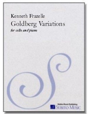 New Goldberg Variations for cello & piano