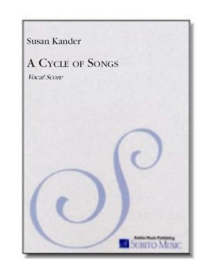 Cycle of Songs, A for female voice, trumpet(s) or clarinet(s) & piano