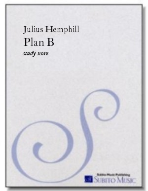 Plan B (arr. Bankey) for jazz soloist(s) & orchestra