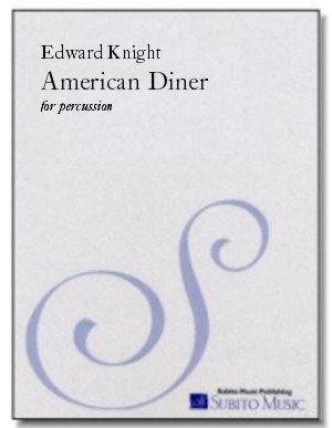 American Diner for percussion ensemble