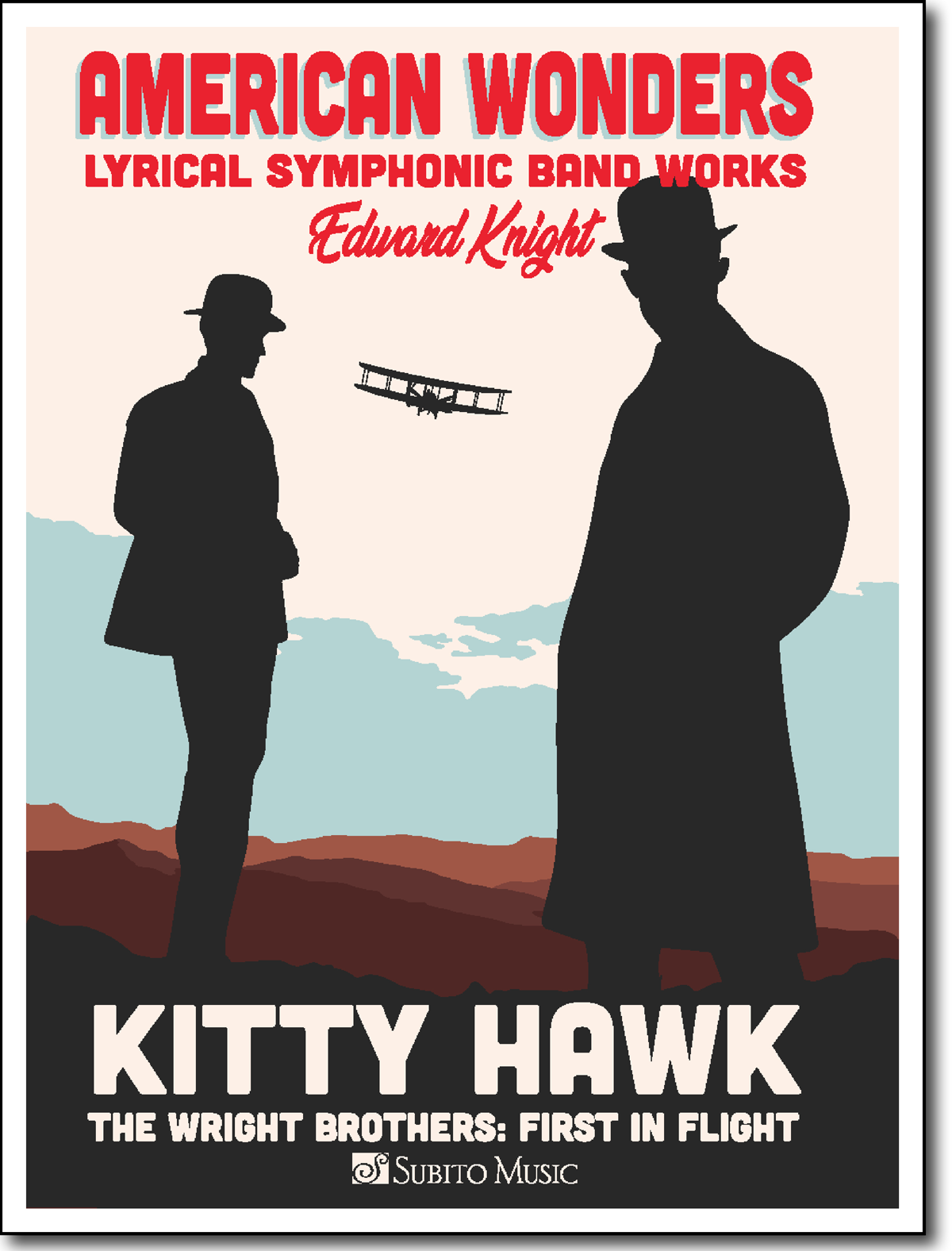 American Wonders: Kitty Hawk for Concert Band
