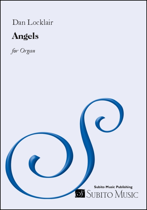 Angels Two Short Tone Poems for Organ