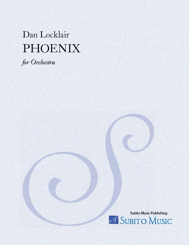 PHOENIX for orchestra (Study)