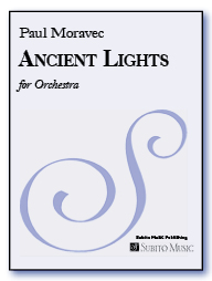 Ancient Lights for orchestra
