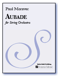 Aubade for string orchestra