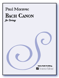 Bach Canon for String Orchestra