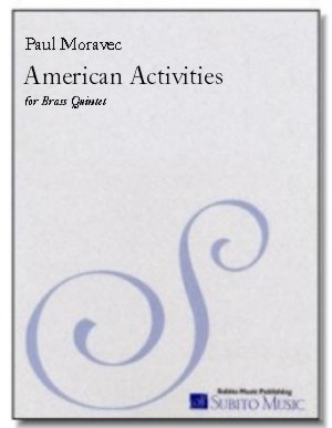 American Activities for brass quintet