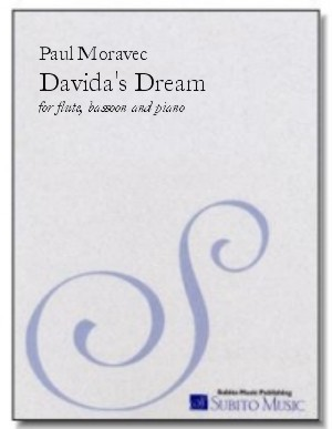 Davida's Dream for flute, bassoon & piano
