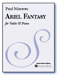 Ariel Fantasy for violin & piano
