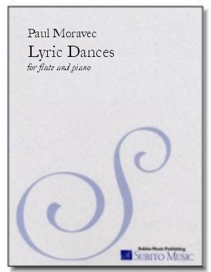 Lyric Dances for flute & piano