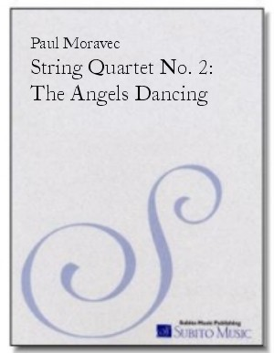 String Quartet No. 2 Angels Dancing