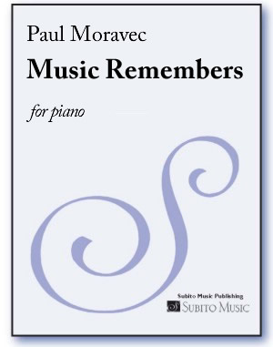 Music Remembers for piano