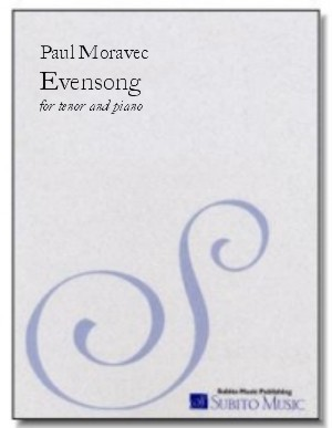 Evensong for high voice & piano