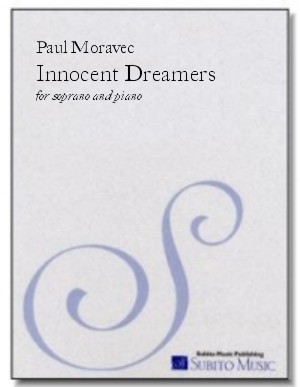Innocent Dreamers for soprano & piano