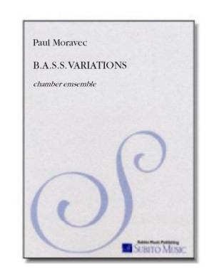 B.A.S.S. Variations for violin, cello & piano - Click Image to Close