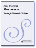 Montserrat Version for Violoncello & Piano) - Click Image to Close