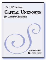 Capital Unknowns for chamber ensemble