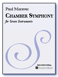 Chamber Symphony for seven instruments