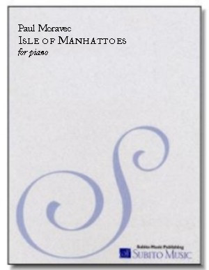 Isle of the Manhattoes for piano