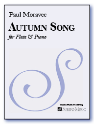 Autumn Song for flute & piano