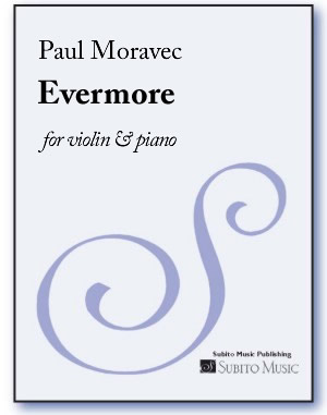 Evermore for violin & piano