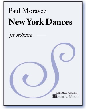 New York Dances for orchestra