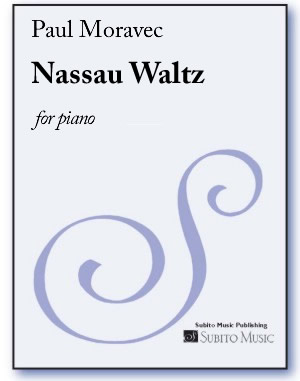 Nassau Waltz for piano