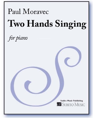 Two Hands Singing for piano