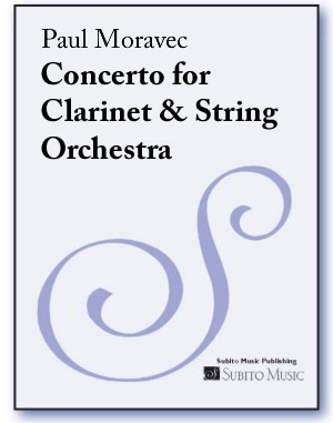 Concerto for Clarinet & String Orchestra