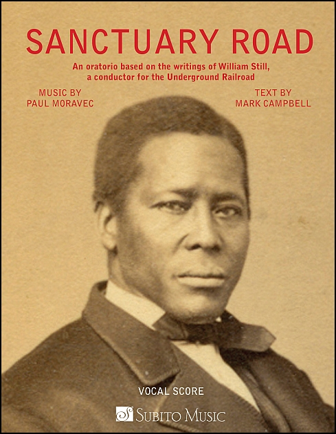 Sanctuary Road for Soli, SATB Chorus & Orchestra
