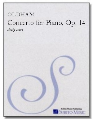 Concerto for Piano, Op. 14
