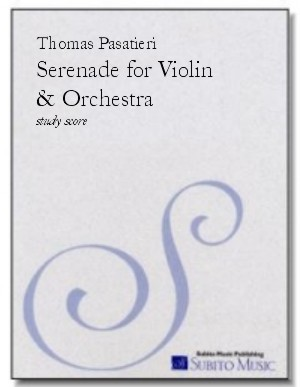 Serenade for Violin & Orchestra