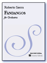 Fandangos for orchestra - Click Image to Close