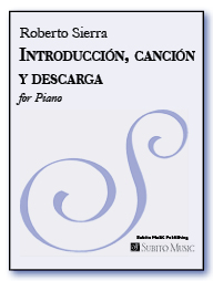 Introducción, canción y descarga for Piano