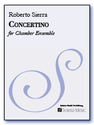 Concertino for chamber ensemble