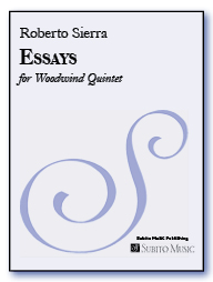 Essays for woodwind quintet - Click Image to Close