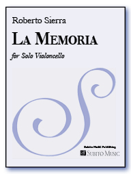 La Memoria for Solo Violoncello