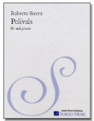Polivals for piano