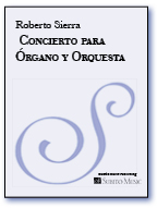 Concierto para Órgano y Orquesta Concerto for Organ - Click Image to Close