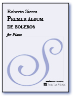Primer álbum de boleros for Piano Solo