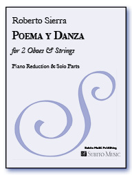 Poema y Danza for 2 Oboes & Strings (Piano reduction)