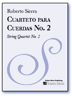 Cuarteto para Cuerdas No. 2 (String Quartet No. 2) for String Quartet