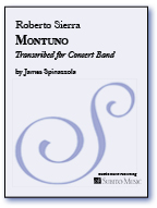 Montuno (Band Version) for Concert Band