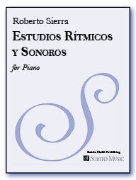 Estudios Rítmicos y Sonoros for Piano
