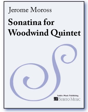 Sonatina for Woodwind Quintet
