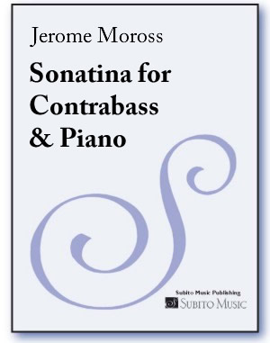 Sonatina for Contrabass & Piano