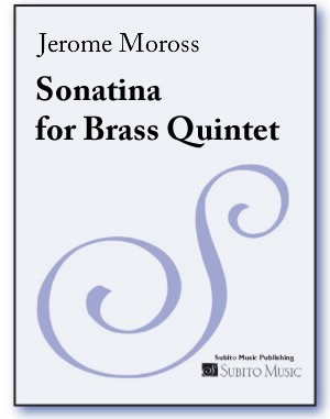 Sonatina for Brass Quintet