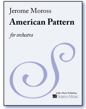 American Pattern for orchestra